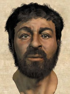 An image of what someone from the time and place of Christ may have looked like...